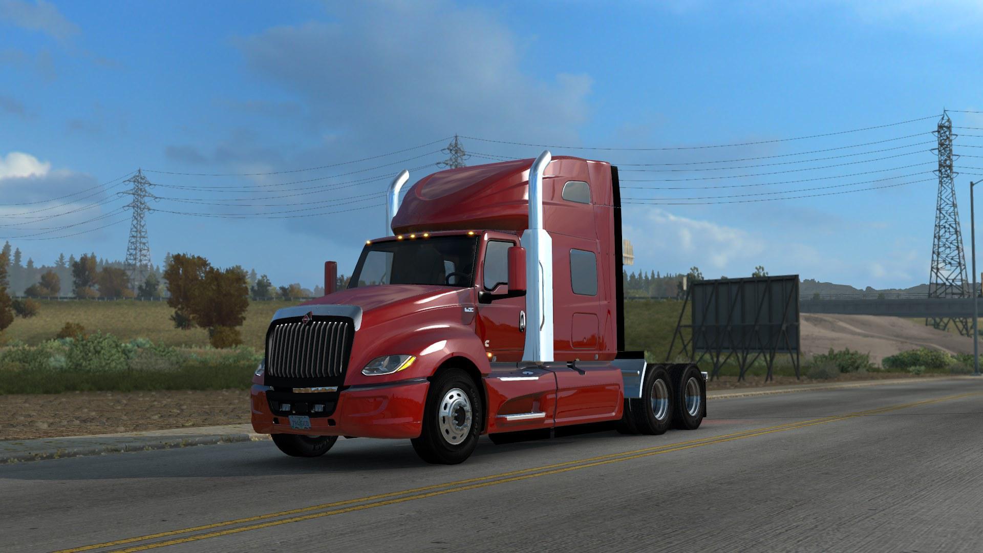 ATS - International LT625 Truck V1.6 [REL] 1.37.x