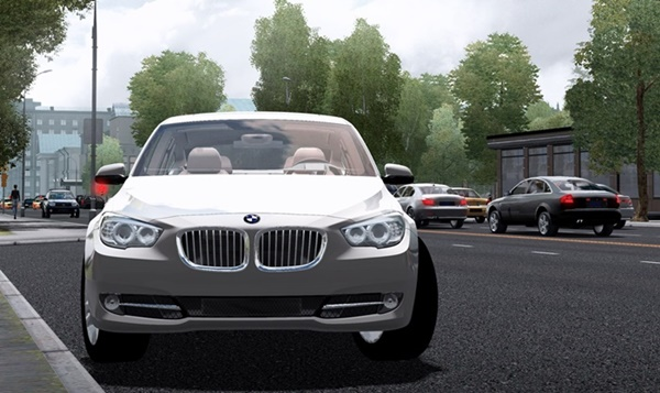 City Car Driving 1.5.9 - Bmw 550i GT
