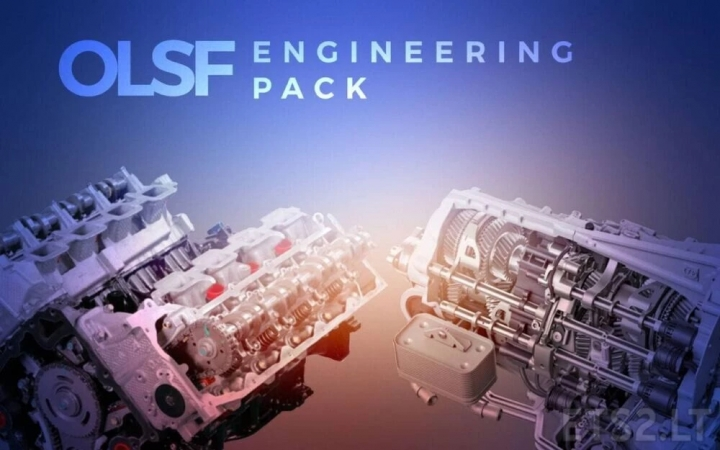 ETS2 - OLSF Engineering Pack (1.40.x)
