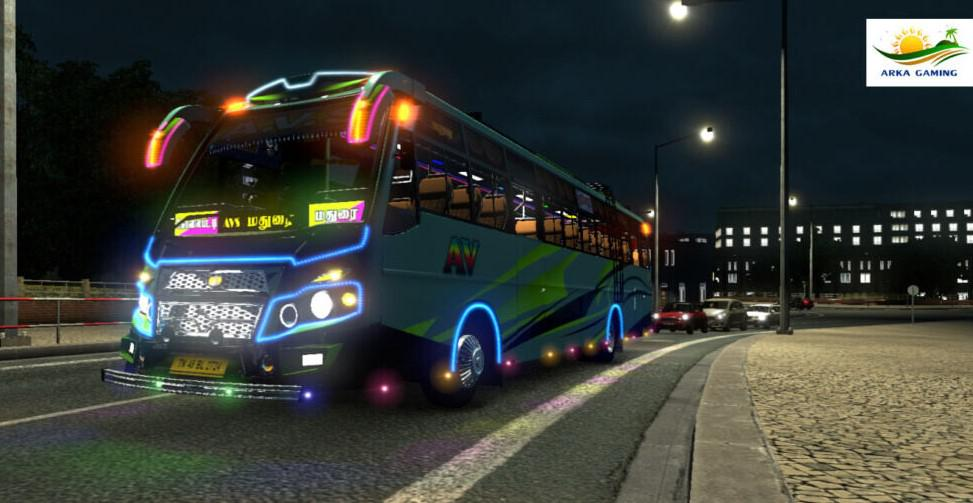 ETS2 - Private Bus Mod (1.39.x)
