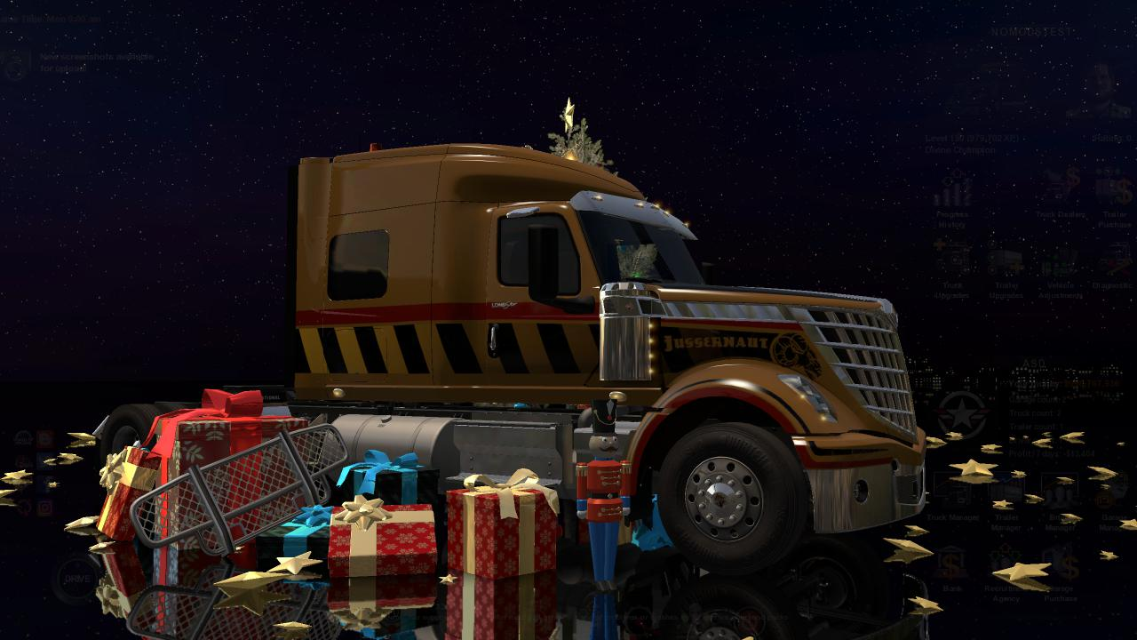International Lonestar 73 Hi-Rise Sleeper V1.1 (1.36