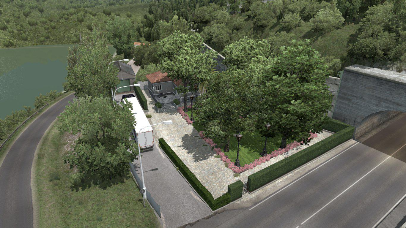 ETS2 - Home in Romania V1 (1.37.x)
