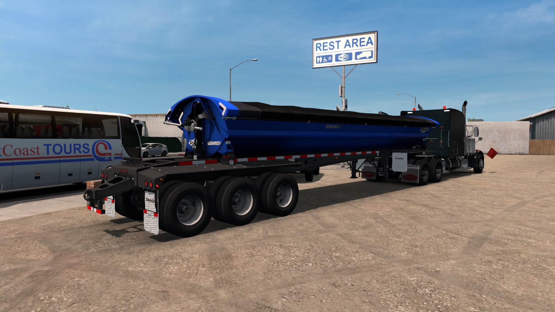 ATS - SmithCo Side Dump Trailer V1.3 (1.37.x)