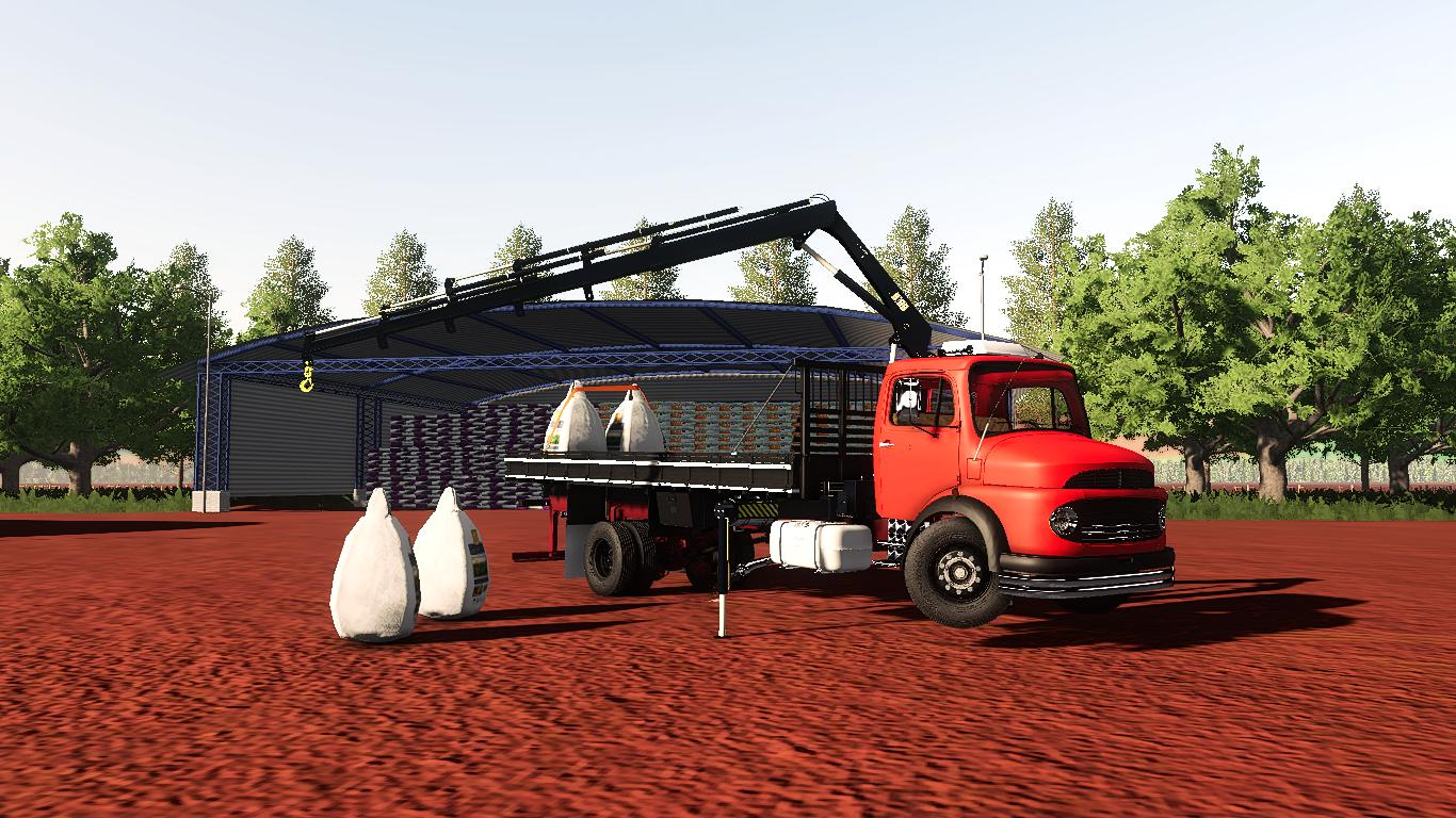 FS19 - Mercedes-Benz 1113 Munk Beta