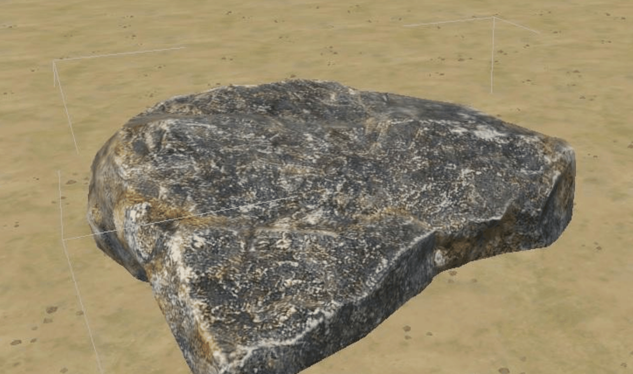 Spintires:Mudrunner - Stones for The Map Editor SB2 Final Version