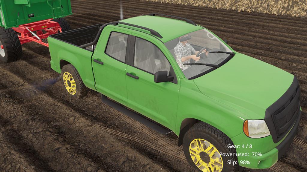 FS19 - Added Realism for Vehicles V1.0