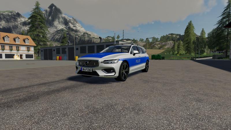 FS19 - Volvo V60 v1.2.0.0