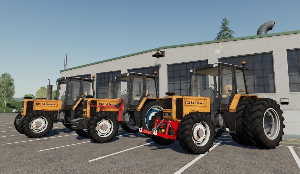 FS19 - Renault 103.54 Tractor V2.0