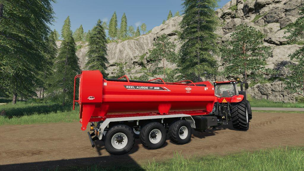 FS19 - Kuhn IT 26 Custom V1.0