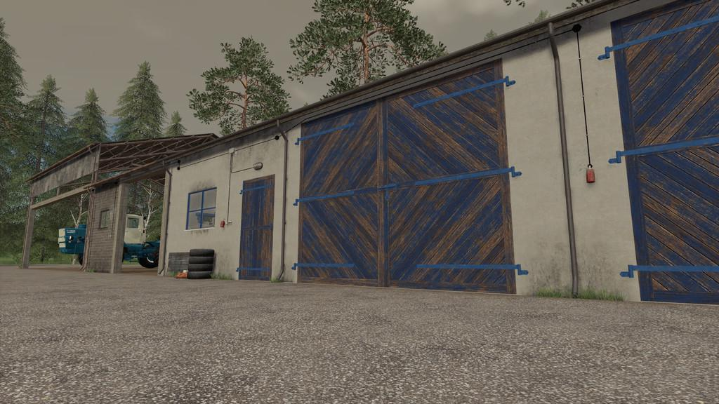 FS19 - Workshop V1.0