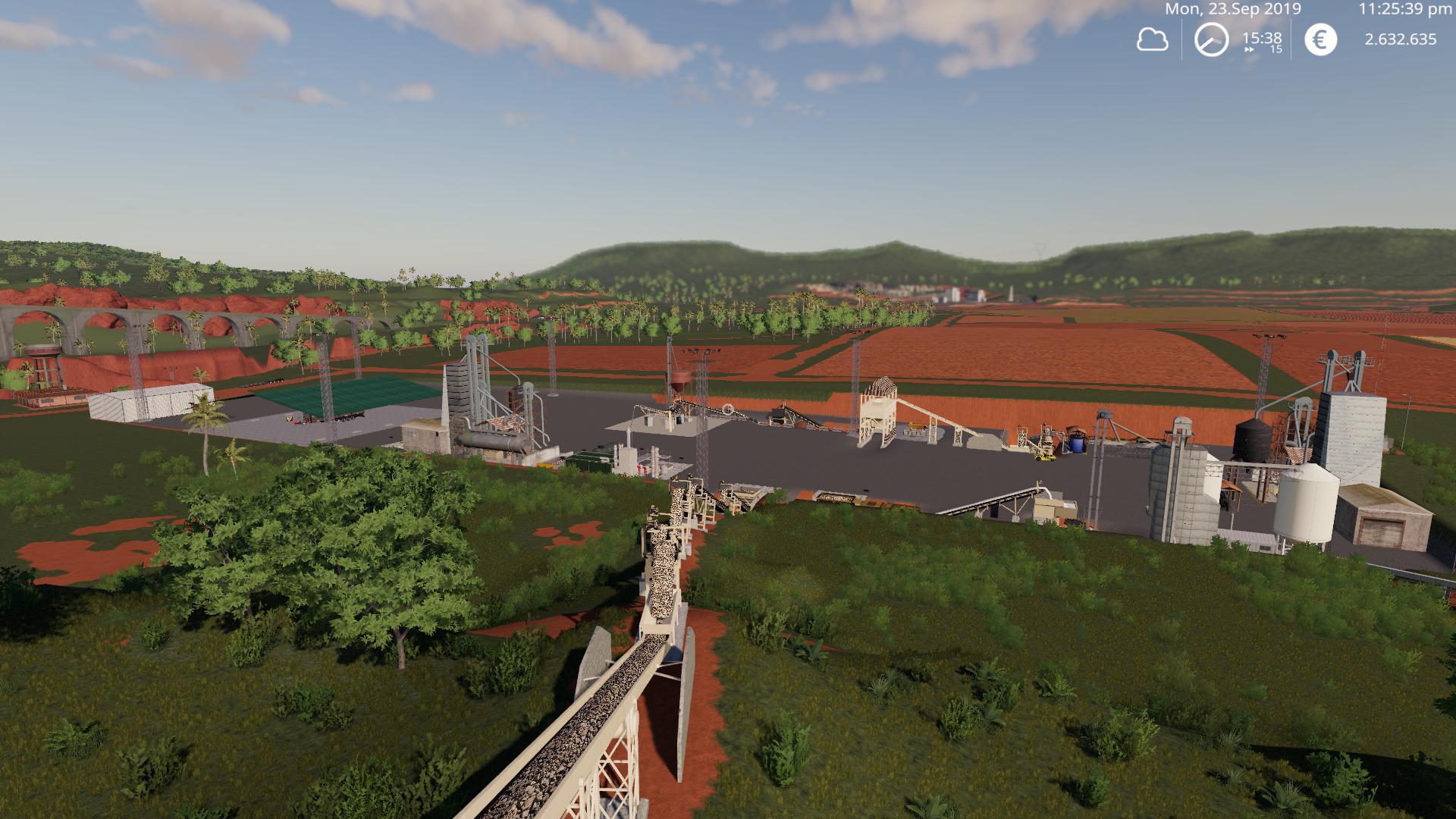FS19 - Mining & Construction Economy V0.5