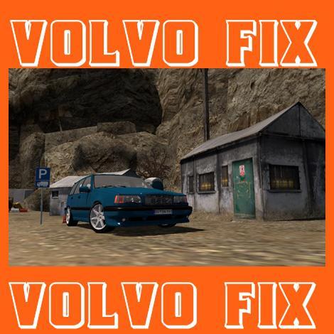 ETS2 - Volvo 850 Fixed V1.0 (1.36.x)