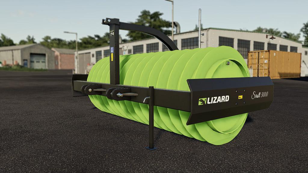 FS19 - Lizard Siroll 3000 V1.0