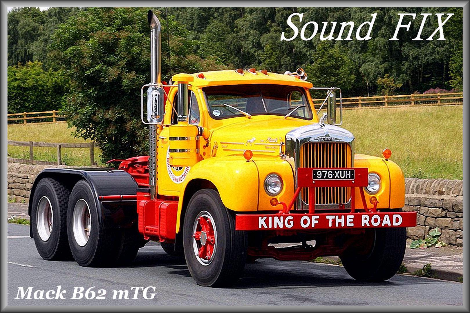 ATS - Sound Fix for Mack B62 mTG V1.1 (1.39.x)