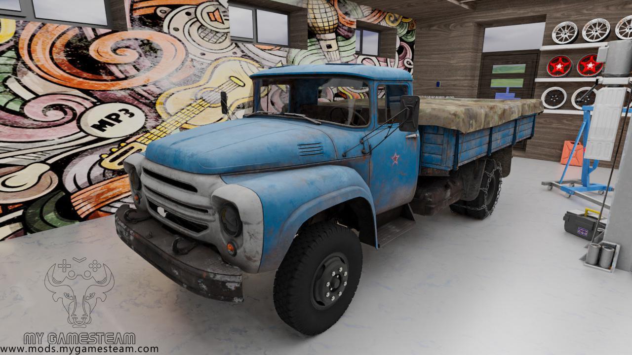 FS19 - Zil 130 Truck V1.0