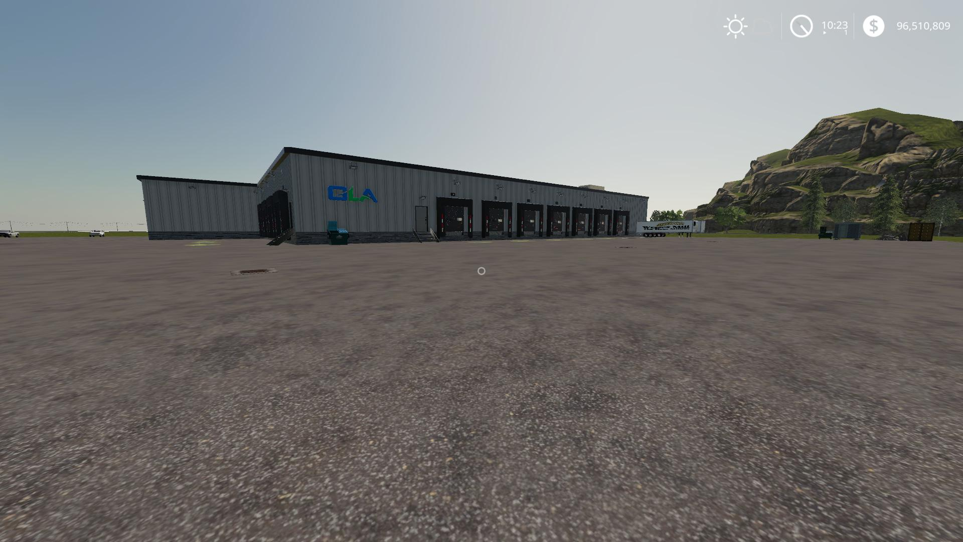 FS19 - Warehouse DryStorage V1.9