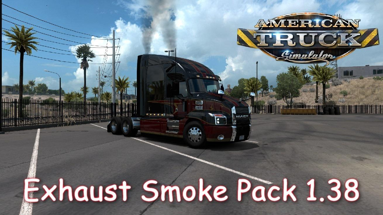 ATS - Exhaust Smoke (1.37 - 1.38)