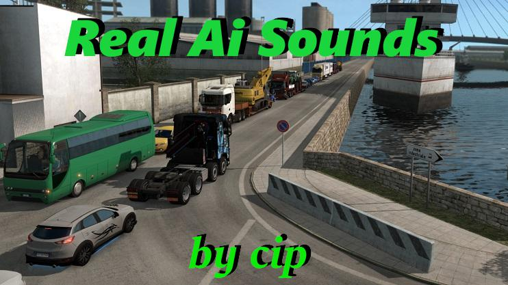 ETS2 - Real AI Traffic Engine Sounds V1.36.a