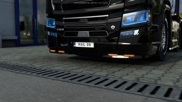 ETS2 - Scania Next Gen ReMoled V2.0 (Update 15.06.21) 1.41.x