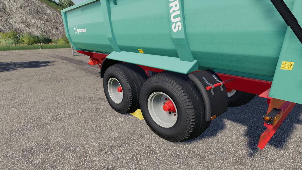 FS19 - Farmtech Durus 2000 Trailer V1.2