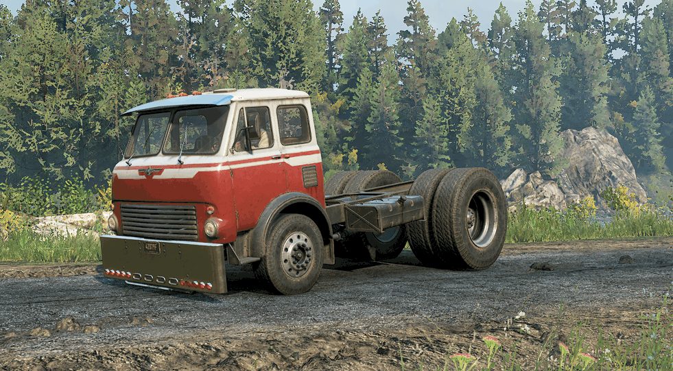 SnowRunner - MemeSpec Racing Truck Pack V1.0