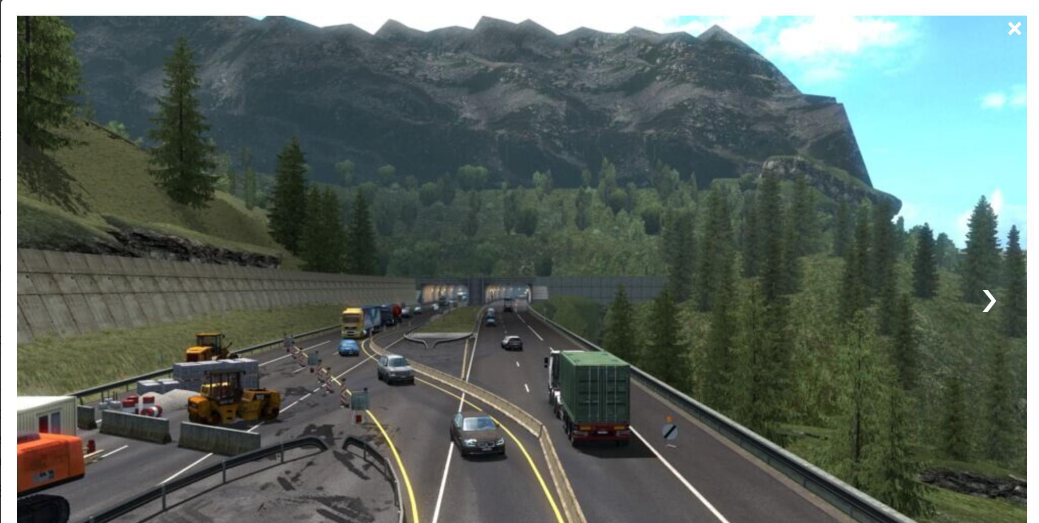 ETS2 - AI Traffic Mod (1.39.x)