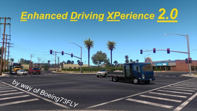 ATS - Enhanced Driving XPerience (US) V2.0 (1.39.x)