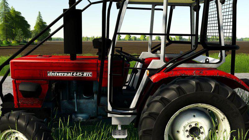 FS19 - Universal 445 DTC Tractor V1.0