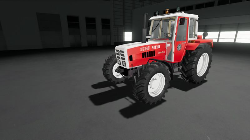 FS19 - Steyr 8130A Turbo SK1 Basic Version V1.1