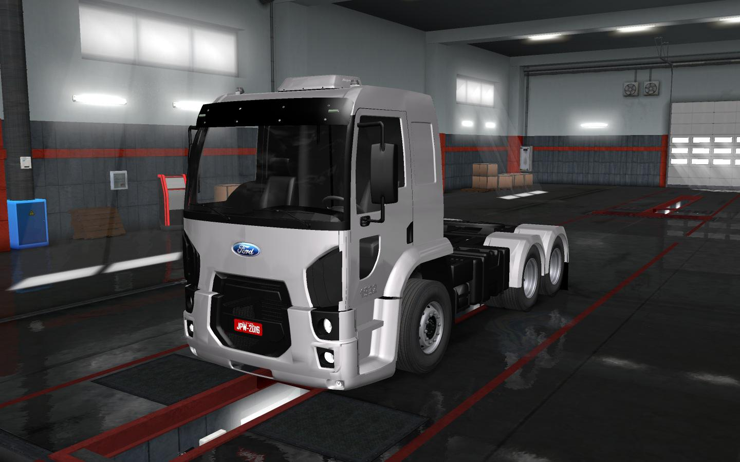 ETS2 - Ford Cargo 1932 Truck (1.35.X)