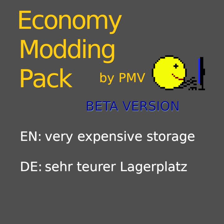Transport Fever 2 - EMP Very Expensive Storage