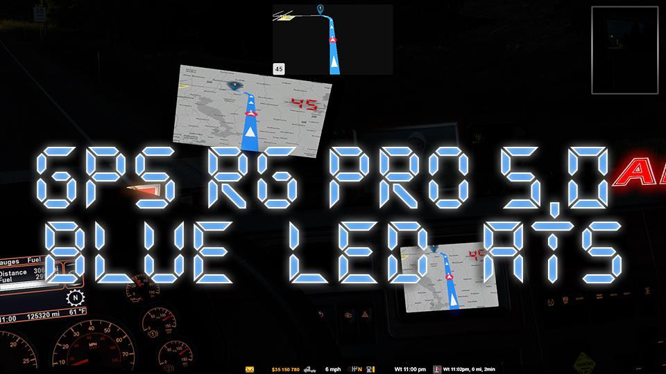 ATS - GPS RG Pro Blue Led V5 (1.38.x)