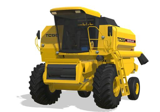 FS19 - New Holland TC 55 Harvester V1.0