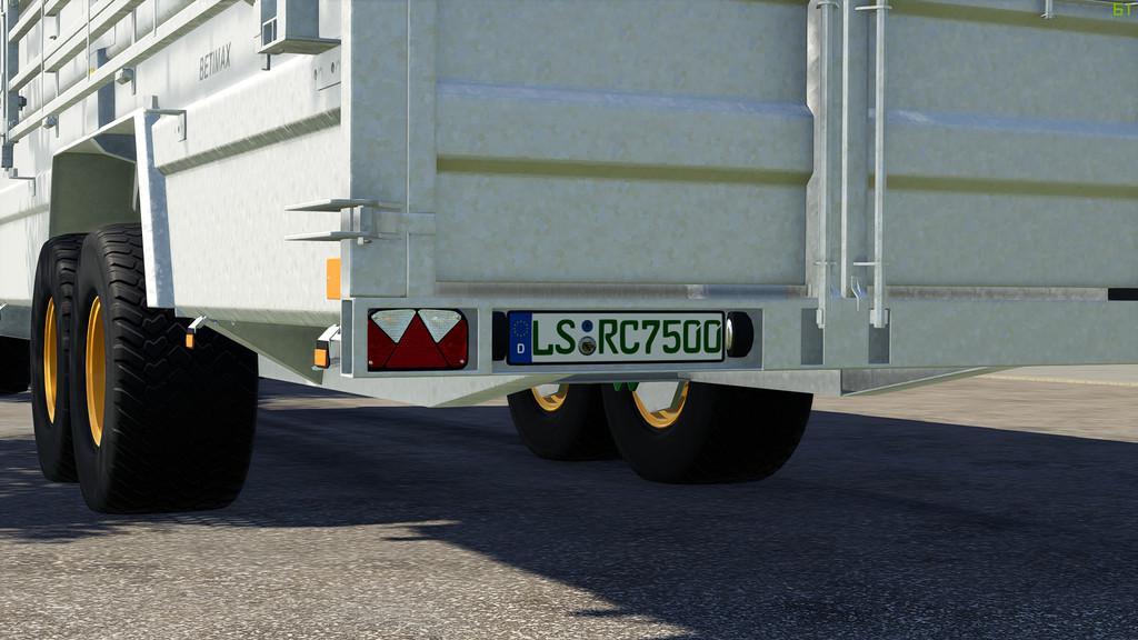 FS19 - Simple License Plate Building Kit V1.0