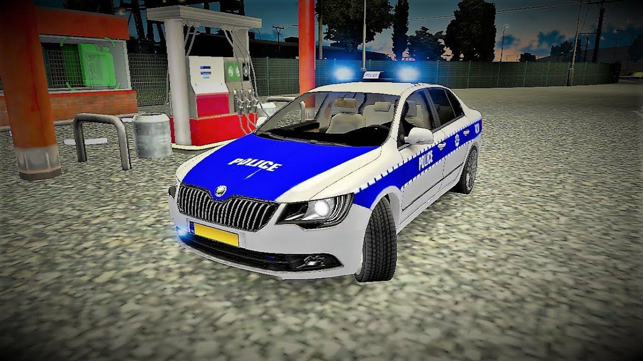 ETS2 - New Police Sound Mod (1.35.x)