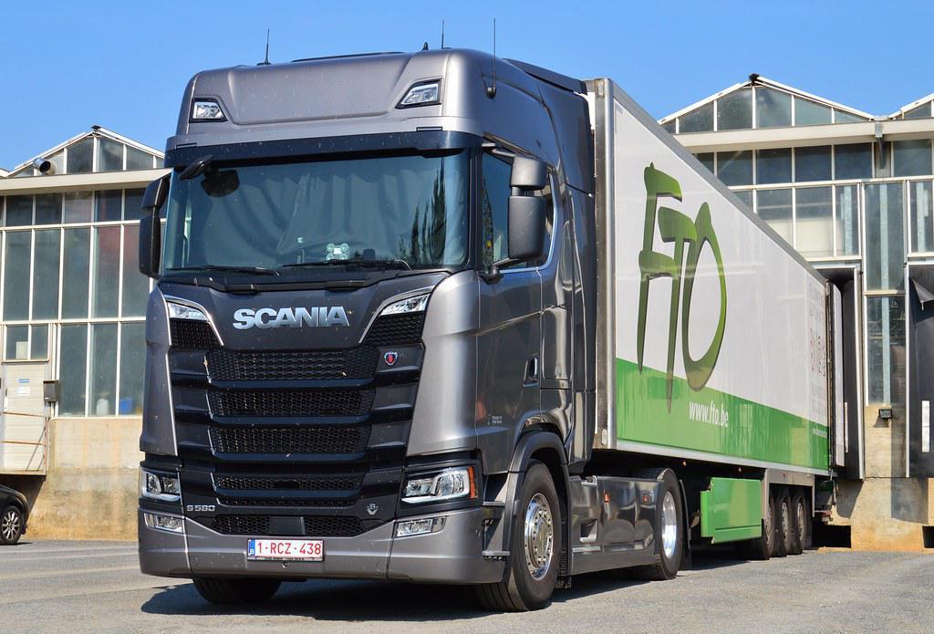 ETS2 - Scania Nextgen Real V8 Sound V5.0 (1.36.X)