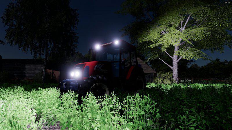 FS19 - Farmtrac 80 4WD Tractor V1.0