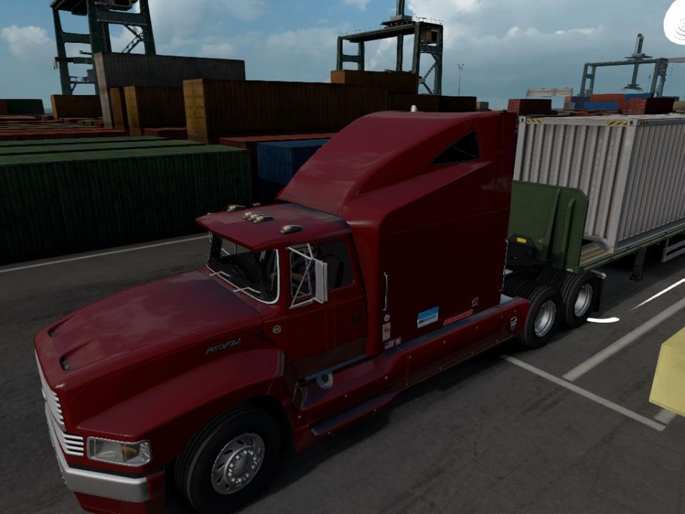 ETS2 - Ford Aeromax Truck V1.0 (1.35 - 1.36)
