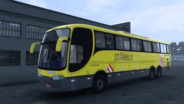 ETS2 - Comil Campione 3.65 Bus Mod (1.41.x)