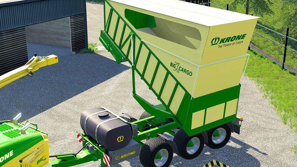 FS19 - Krone Cargo V1.0