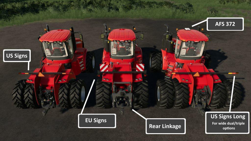 FS19 - Case IH Steiger Series V1.0