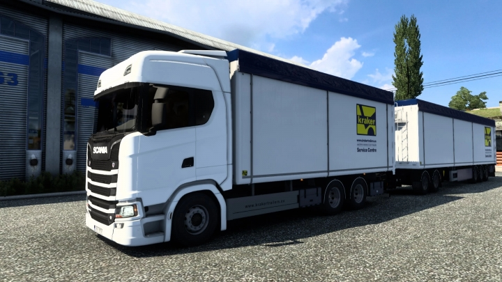 ETS2 - Rigid Chassis Addon NG Scania (Eugene) (Ekeri, Knapen, Kraker, Narko, NTM, Vak) 1.40.3