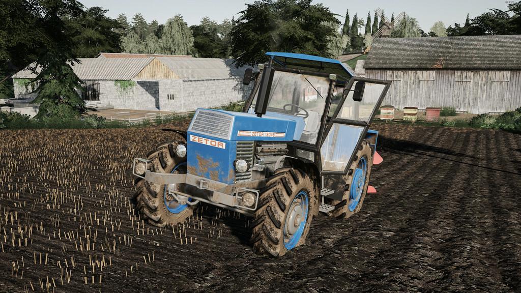 FS19 - Zetor 12045-16145 Pack V2.0