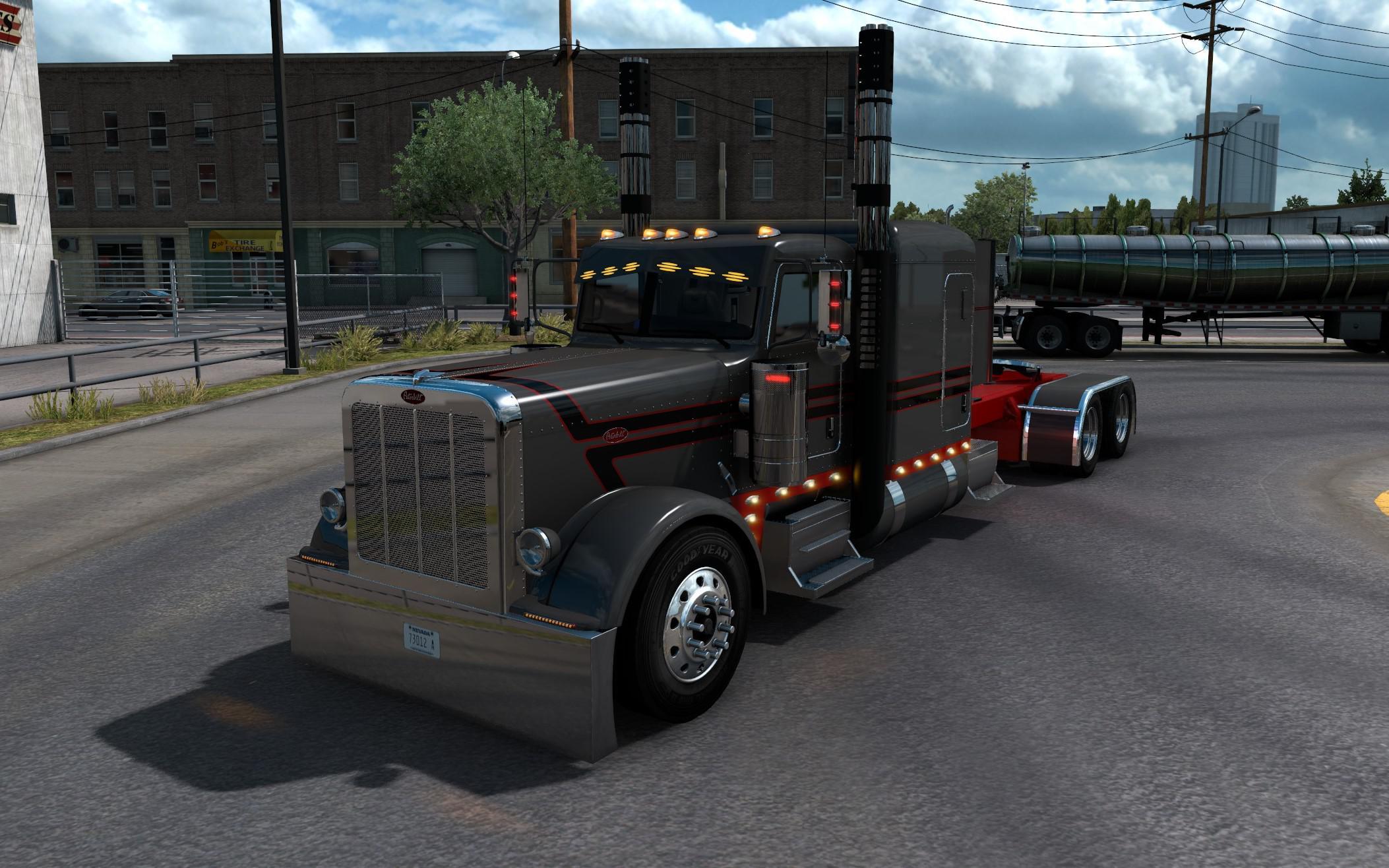 ATS - Rollin Peterbilt 389 Truck (1.39.x)