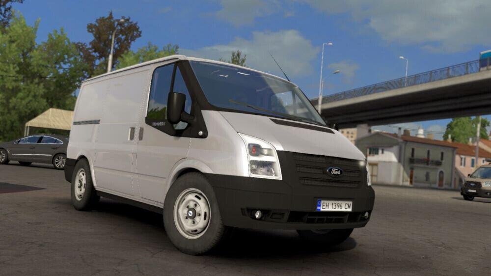 ETS2 - Ford Transit MK7 R50 (1.39.x)