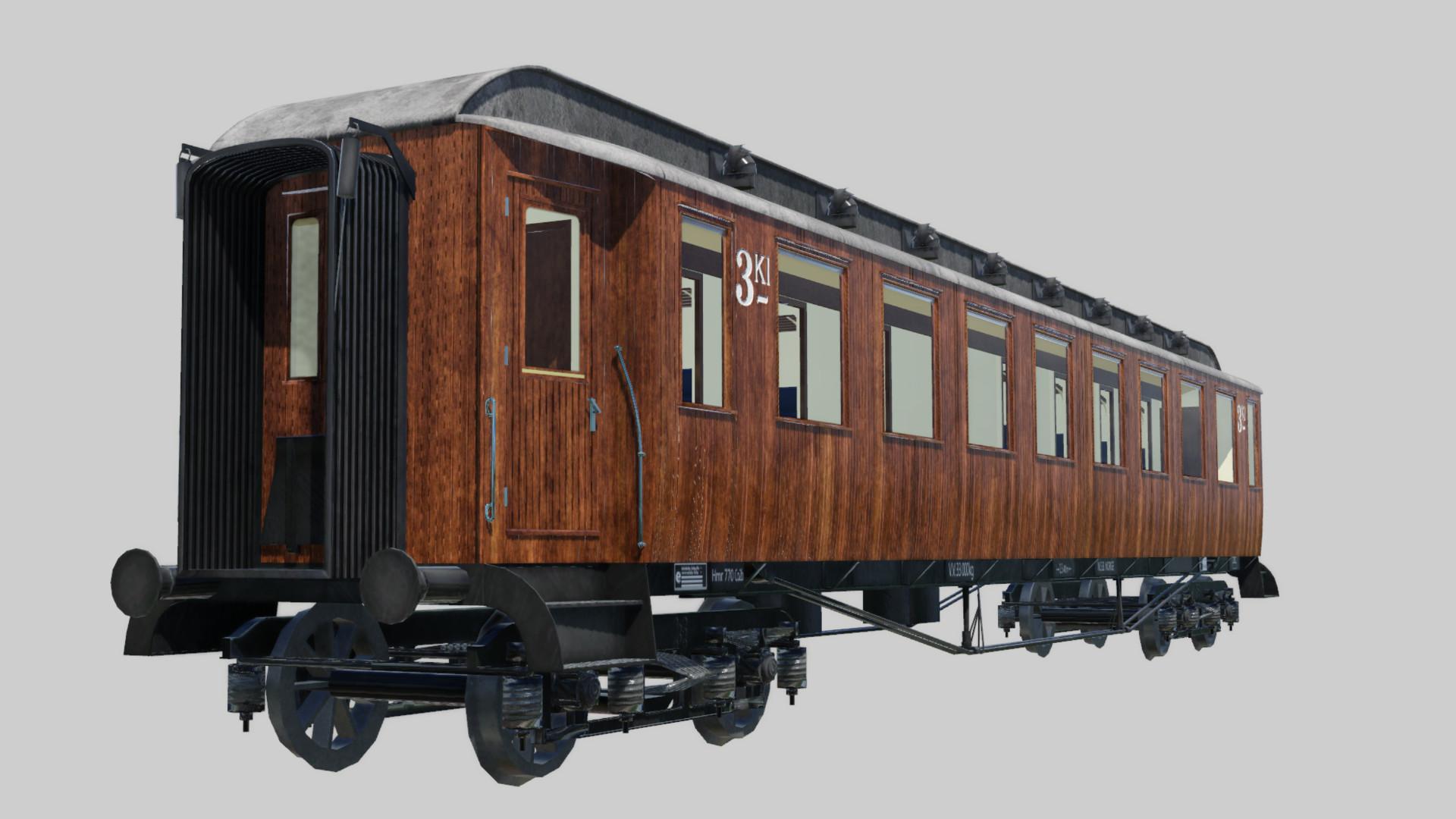 Transport Fever 2 - NSB Bo2b