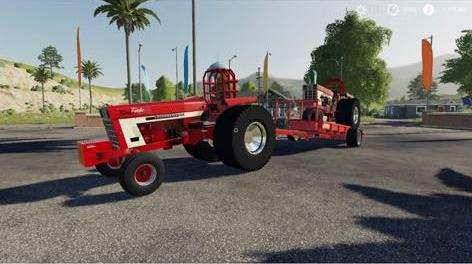 FS19 - International 1066 Puller V1.0