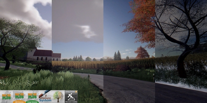 FS19 - Czech Map V2.6