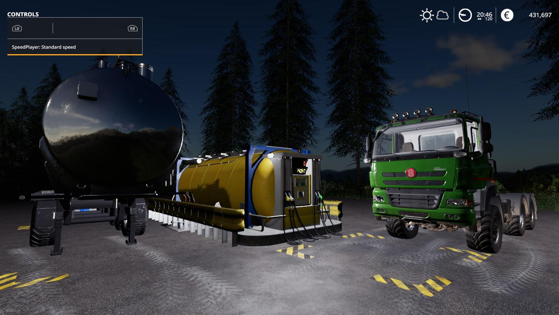 FS19 - Global Company Remote Diesel Storage