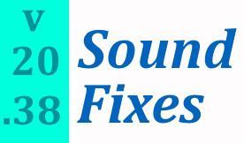 ETS2 - Sound Fixes Pack V20.38.1 (1.38.x)